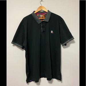 Robert Graham Polo Shirt size XL
